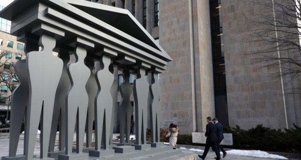 مبنى محكمة أونتاريو العليا في تورونتو يوم الأربعاء ، 29 يناير ، 2020. (الصحافة الكندية)