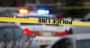 صورة لموقع إصابة إمرأة بجروح خطيرة في حادث تصادم في سكاربورو