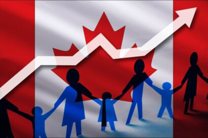 صورة لعلم كندا