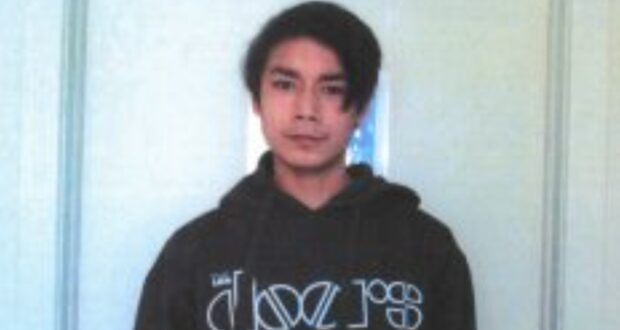 صورة لنيمس بابتي ال مراهق ، البالغ من العمر 14 عامًا ، والذي فقد مرتين خلال عدة أشهر في كيبيك