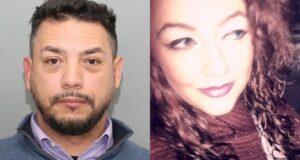 صورة للقاتل والضحية حيث أدين رجل بقتل امرأة تورنتو تبلغ 28 عامًا كان قد انتقل للسكن معها قبل 3 أسابيع