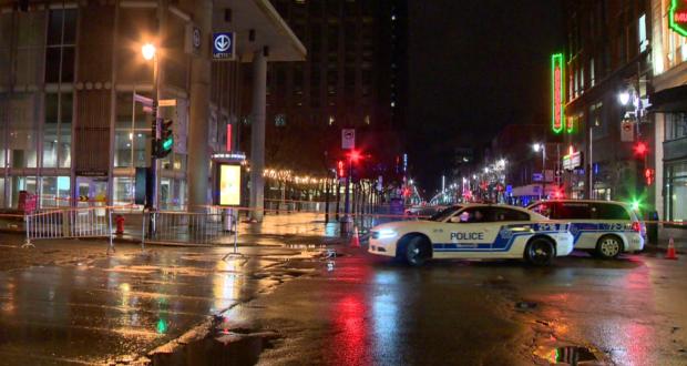 طعن رجل يبلغ من العمر 31 عامًا في الجزء العلوي من الجسم بأداة حادة ليلة الأحد بالقرب من محطة مترو