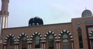 صورة لمسجد المدينة تورنتوِ Madinah Masjid لمواقيت الصلاة و الاذان في تورنتو