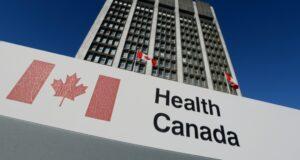 صورة لمبنى الصحة الكندية حيث وافقت كندا على أول اختبار ذاتي لفيروس نقص المناعة المكتسبة في خطوة طال انتظارها