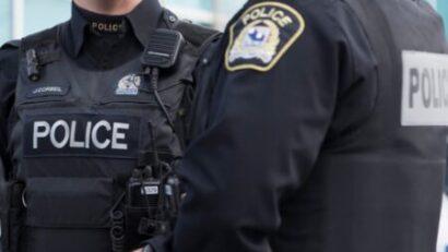 صورة لشرطة لافال