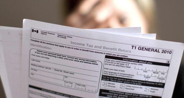 صورة لنموذج تعبئة الإقرار الضريبي حيث الإقرار الضريبي لعام 2020: إليك ما تحتاجه قبل التقديم لتوفير أكبر قدر من المال