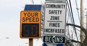 صورة لكاميرات الرادار حيث كاميرات مراقبة السرعة تلتقط 15 مخالفة لسائق من تورنتو في شهر واحد